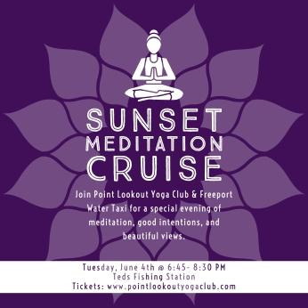 Meditation Cruise June